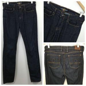 Lucky Sofia Skinny Jeans Size 10/30 Regular x 32